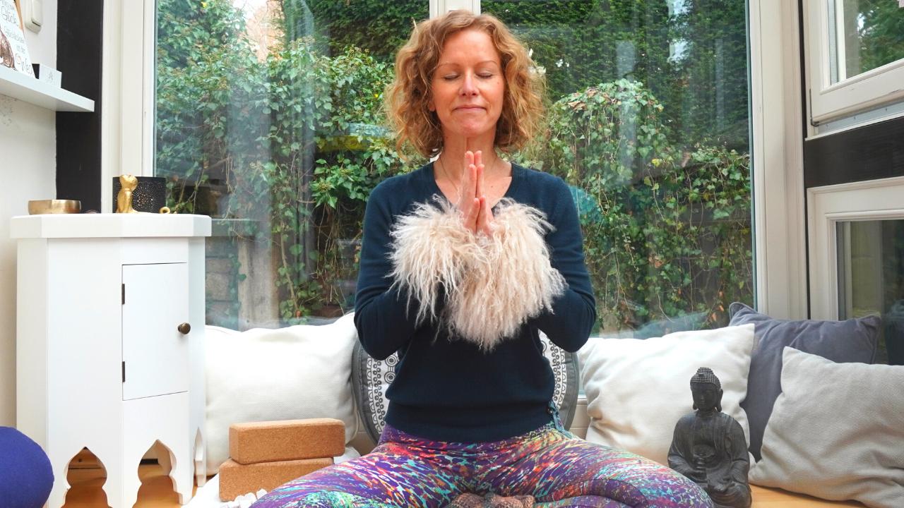 5 Minuten Meditation