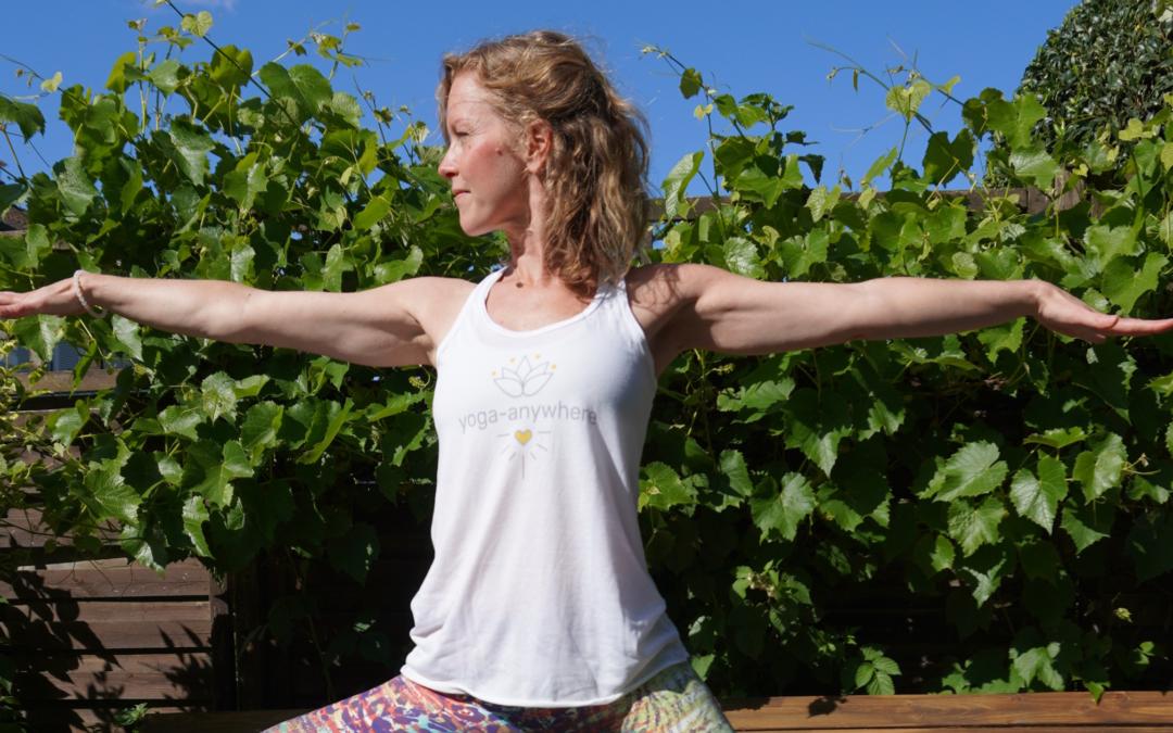 Yoga am Morgen per Livestream