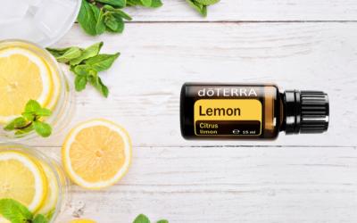 doTERRA Lemon Zitronenöl