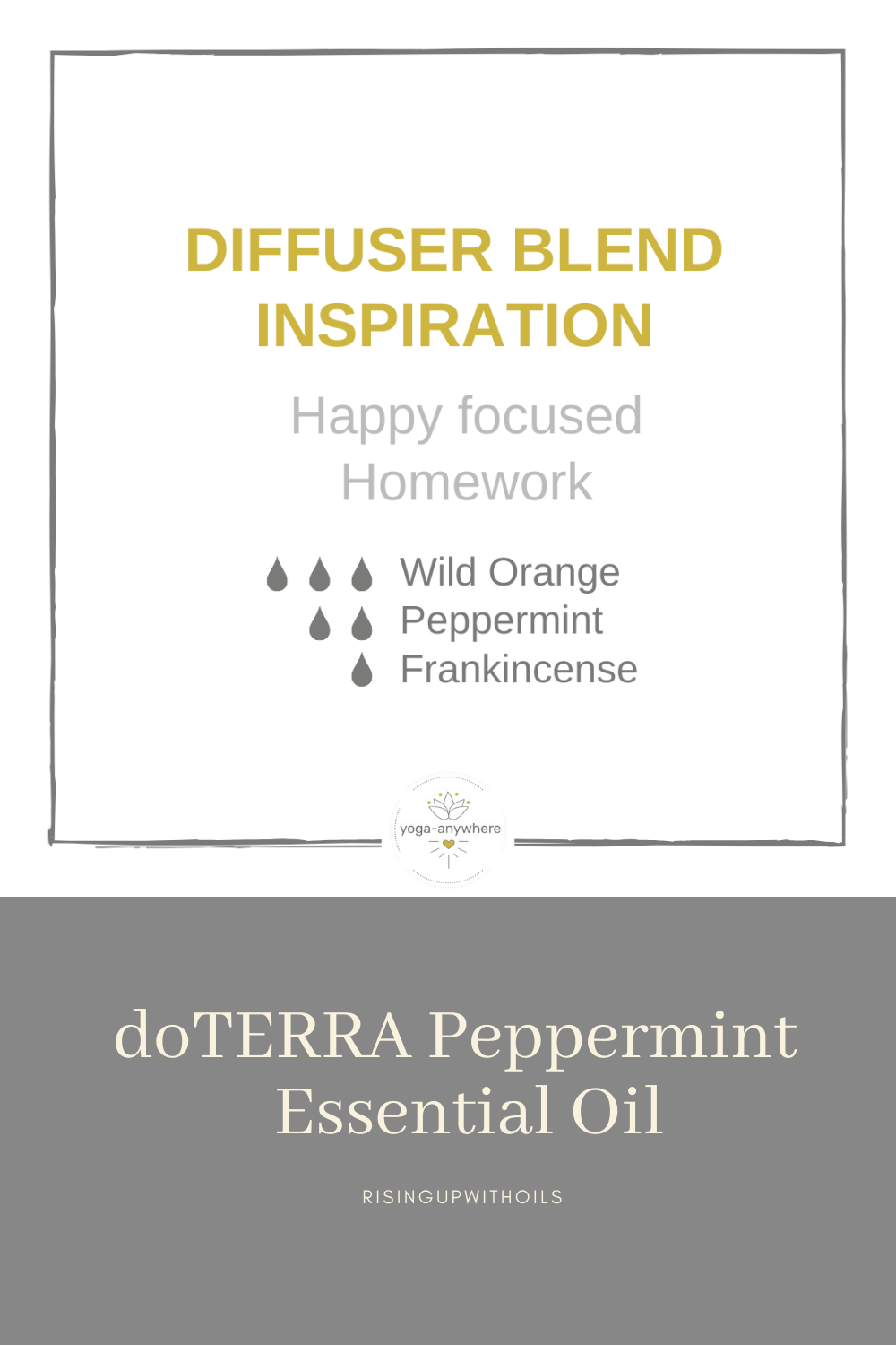 Yoga Weihnachts Special doTERRA Frankincense