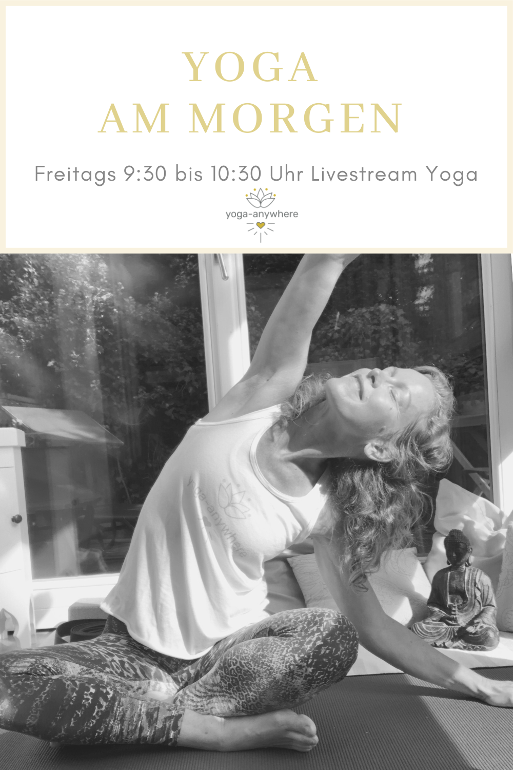 Yoga am Morgen Livestream